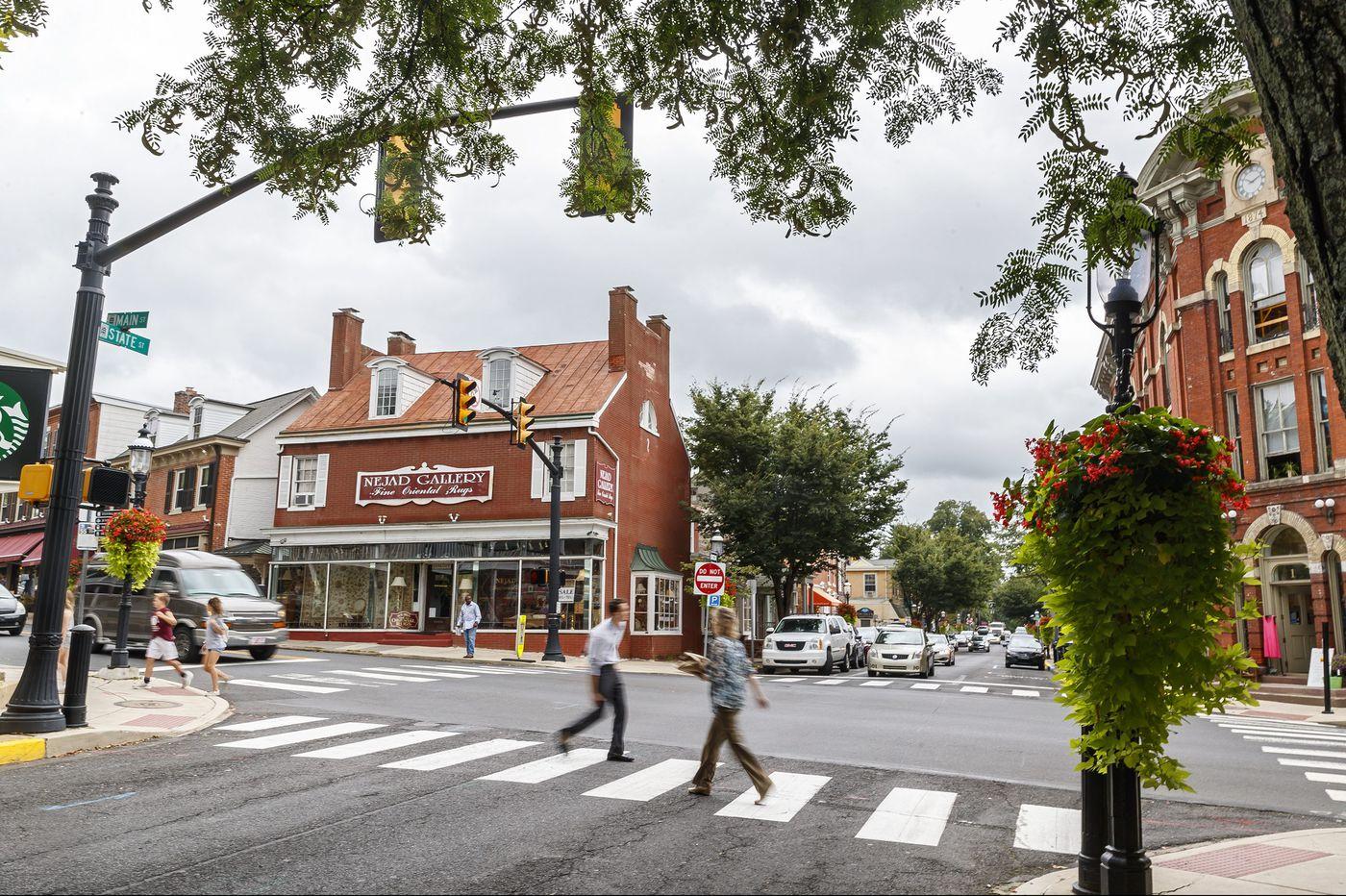 Tiny Doylestown Borough battled Verizon over 5G and won a big settlement