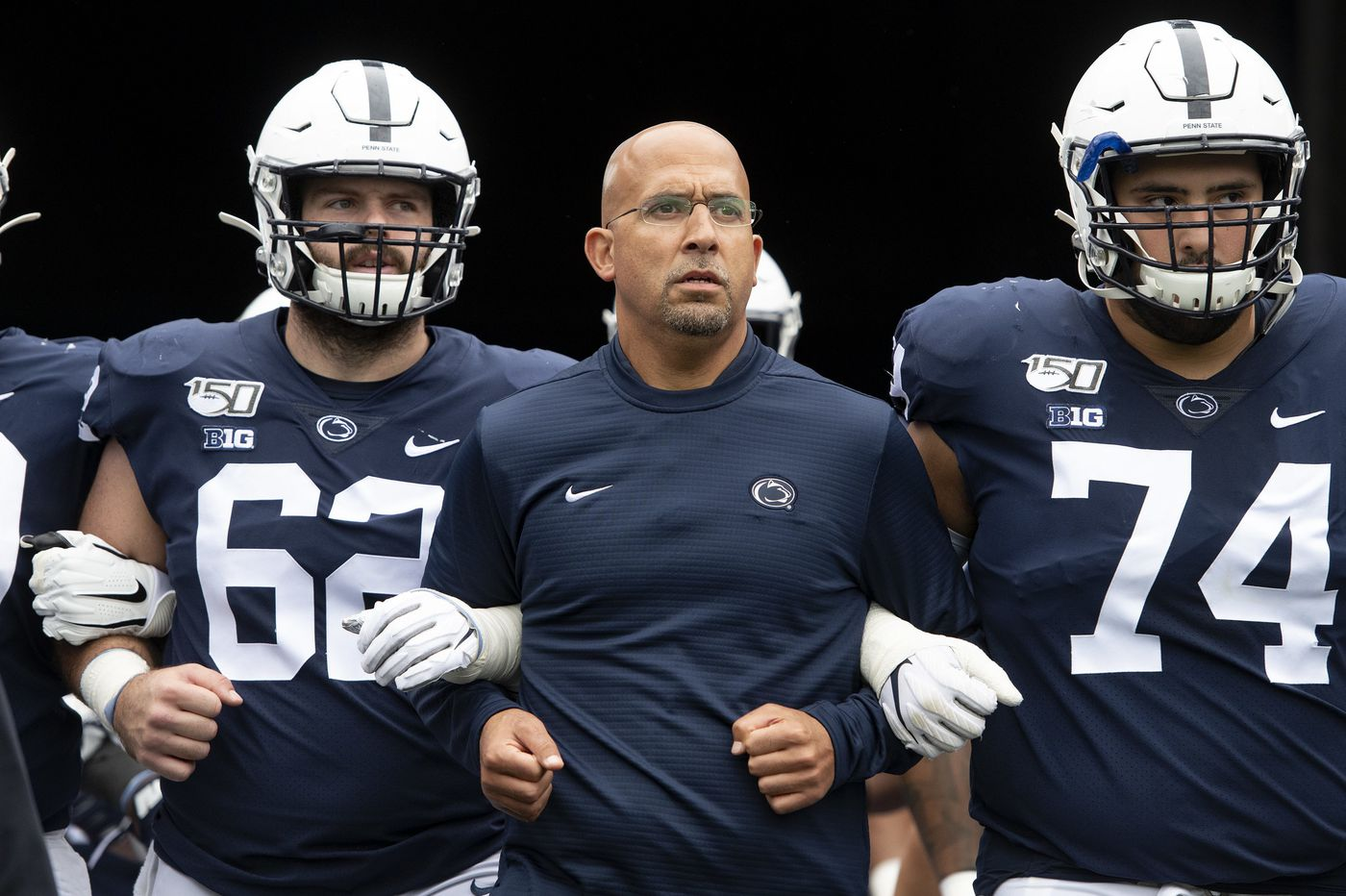 ESPN report: James Franklin told a Penn State player not to report a fight involving Micah Parsons