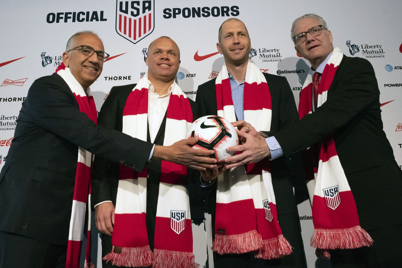 Why U.S. Soccer is fine with having brothers Gregg and Jay Berhalter hold two of the most important positions in the sport