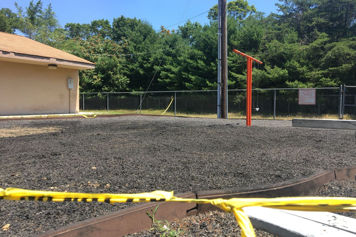 Police, fire marshal investigate 'suspicious fire' that destroyed Pine Hill playground