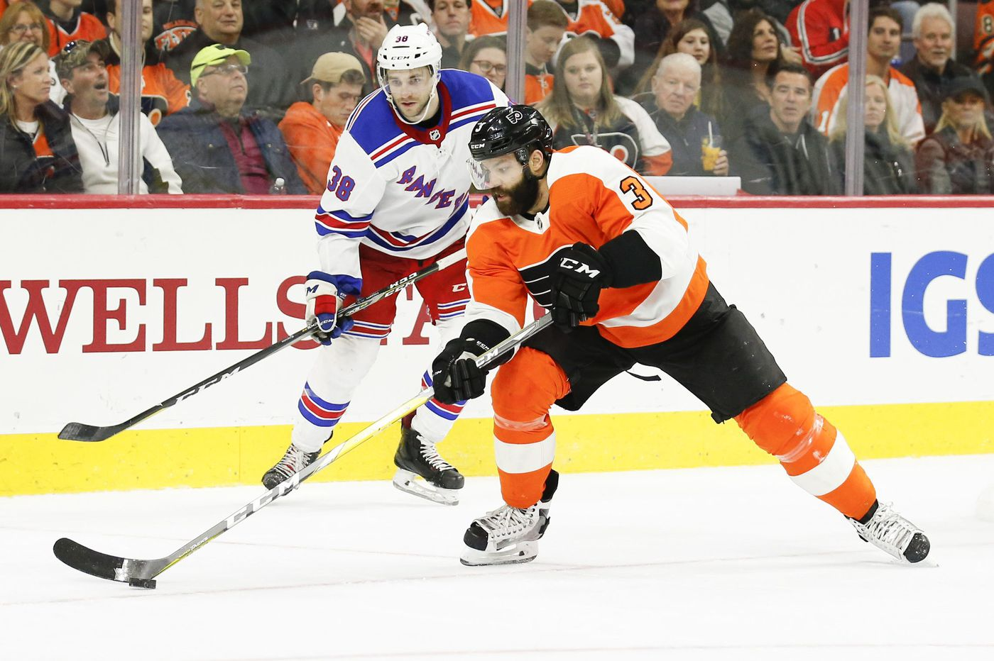 The Flyers' Radko Gudas has stopped being a goon. Can his change of heart last?   Mike Sielski