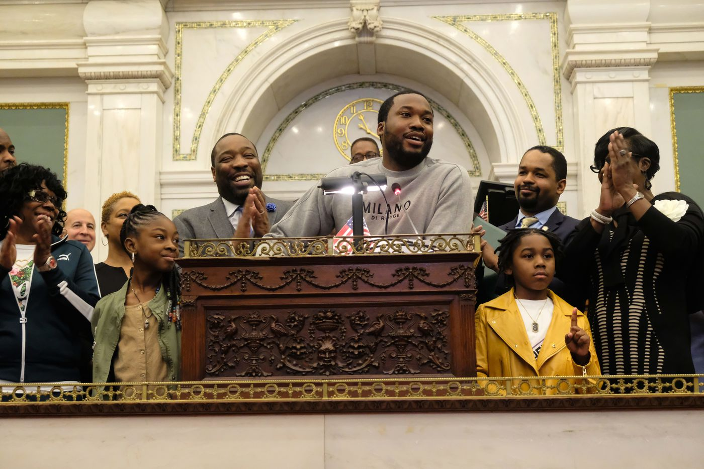 'Meek Mill Weekend' in Philly declared by City Council
