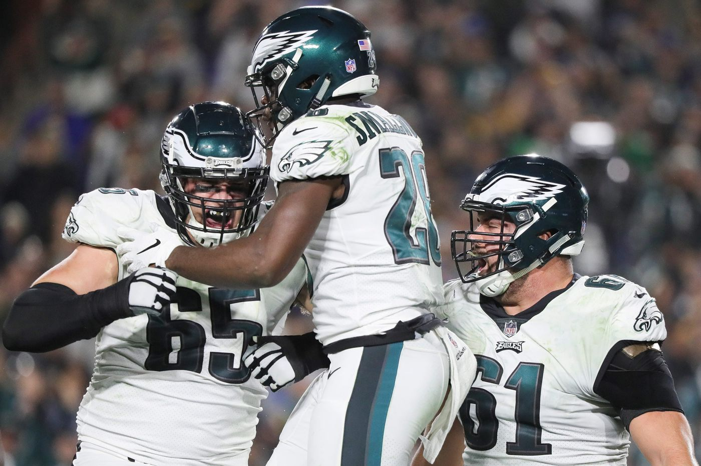 Eagles adding experienced depth; undrafted rookies to watch; jersey number changes | Early Birds