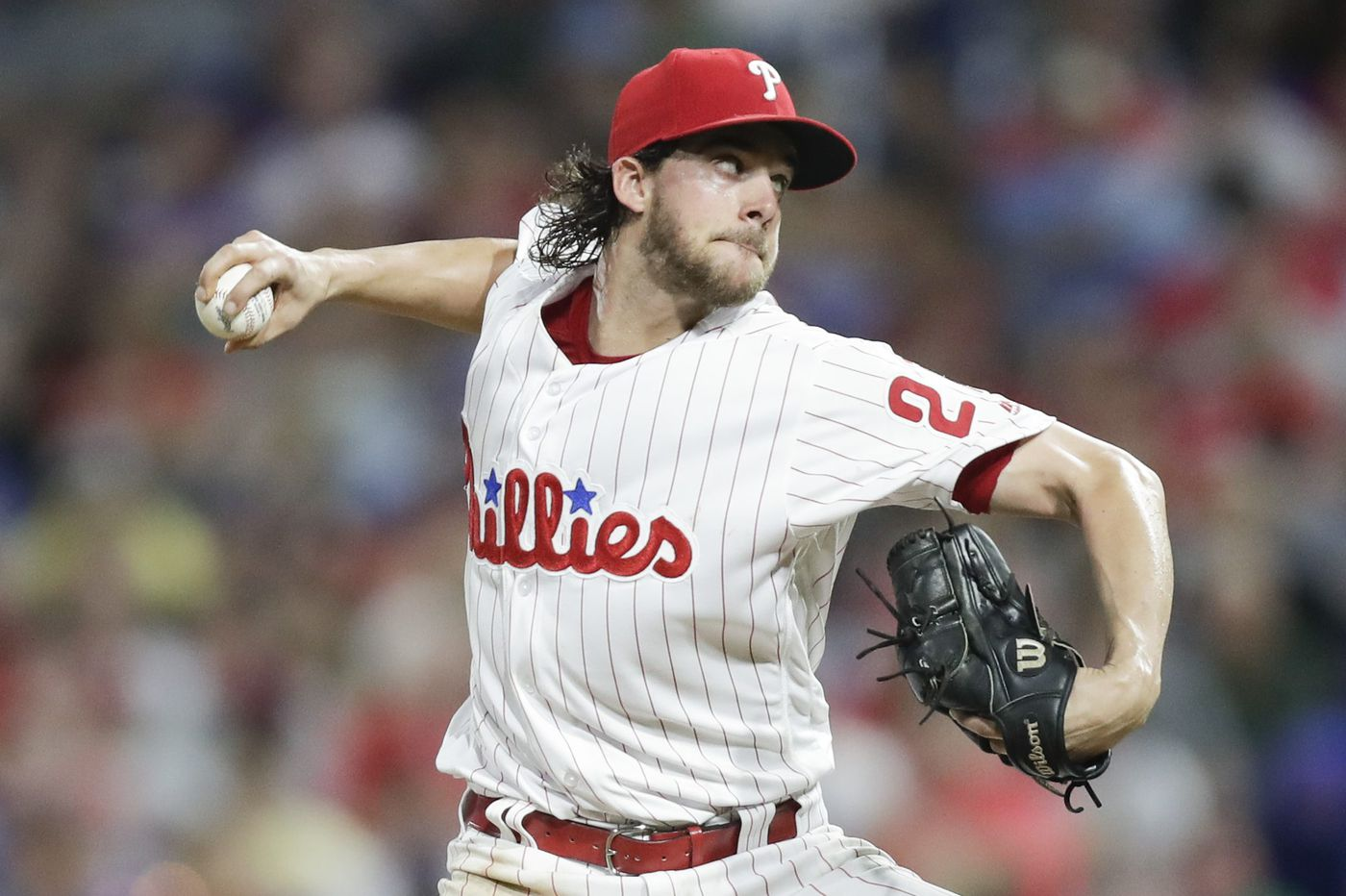 Phillies gambled that they have enough pitching by not adding a starter at the trade deadline