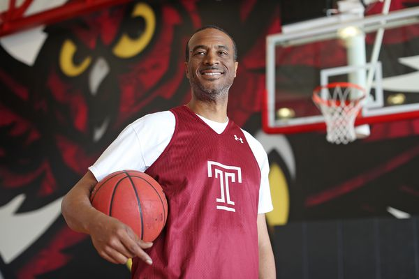 Mik Kilgore, former Temple standout and new Girard College coach, is hospitalized after heart attack