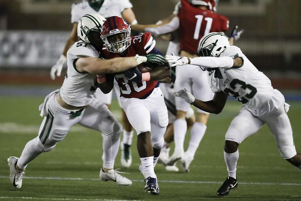 Dartmouth spoils Penn football's home opener