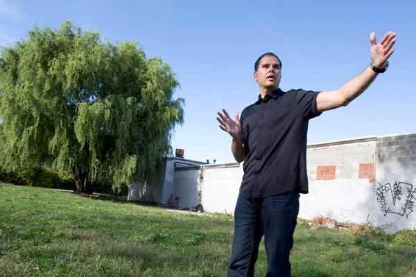 Developer Jeffrey Tubbs: 'I have a soft spot for giving back'