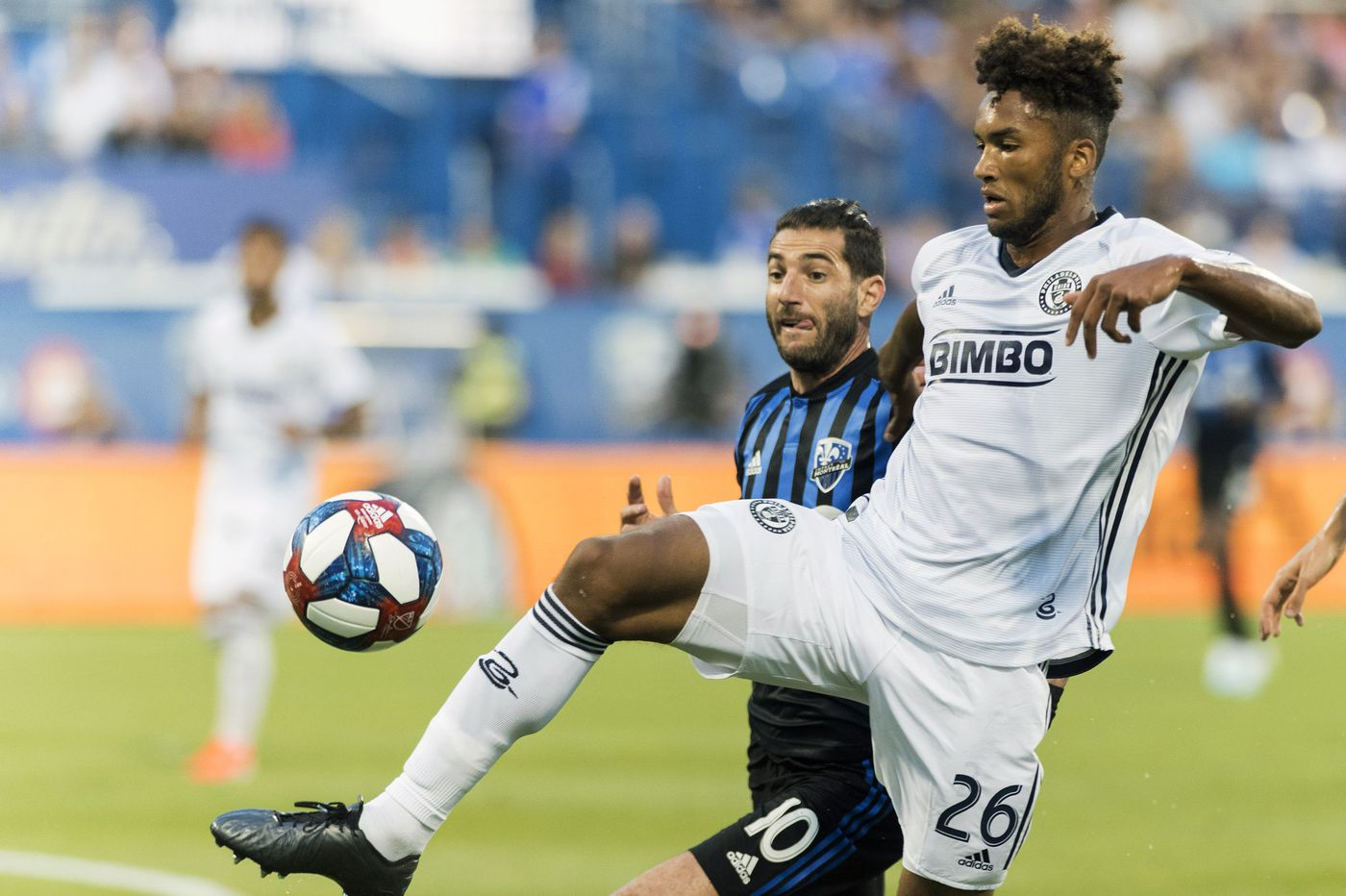 Union's Auston Trusty, Mark McKenzie still have upside despite rough seasons