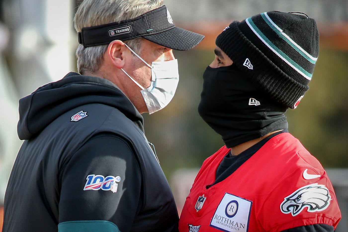 Mike Holmgren on Doug Pederson's controversial quarterback decision: 'I wish he hadn't done that'