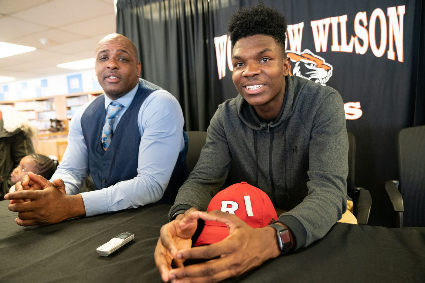 National signing day: Woodrow Wilson's Stanley King signs with Rutgers