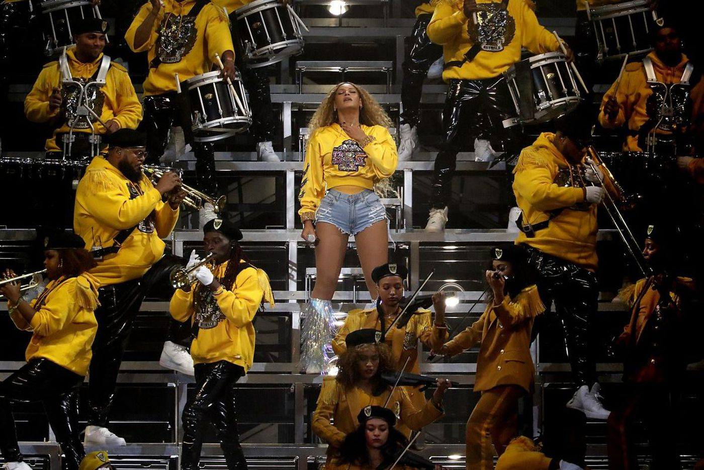 After paying homage to black culture at 'Beychella', Beyoncé donates $100k to HBCUs