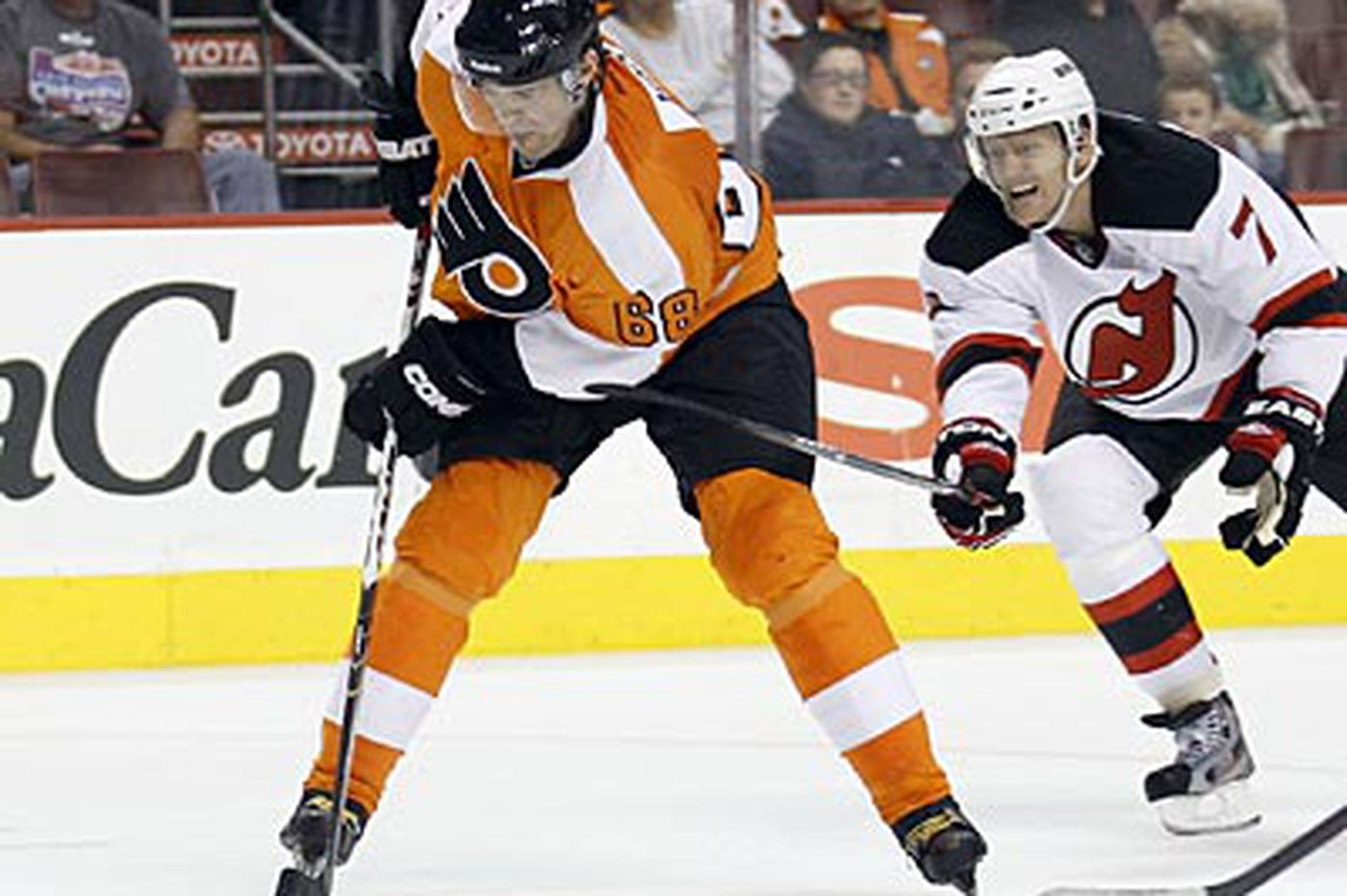 Phil Sheridan: A new chapter in Flyers-Devils rivalry