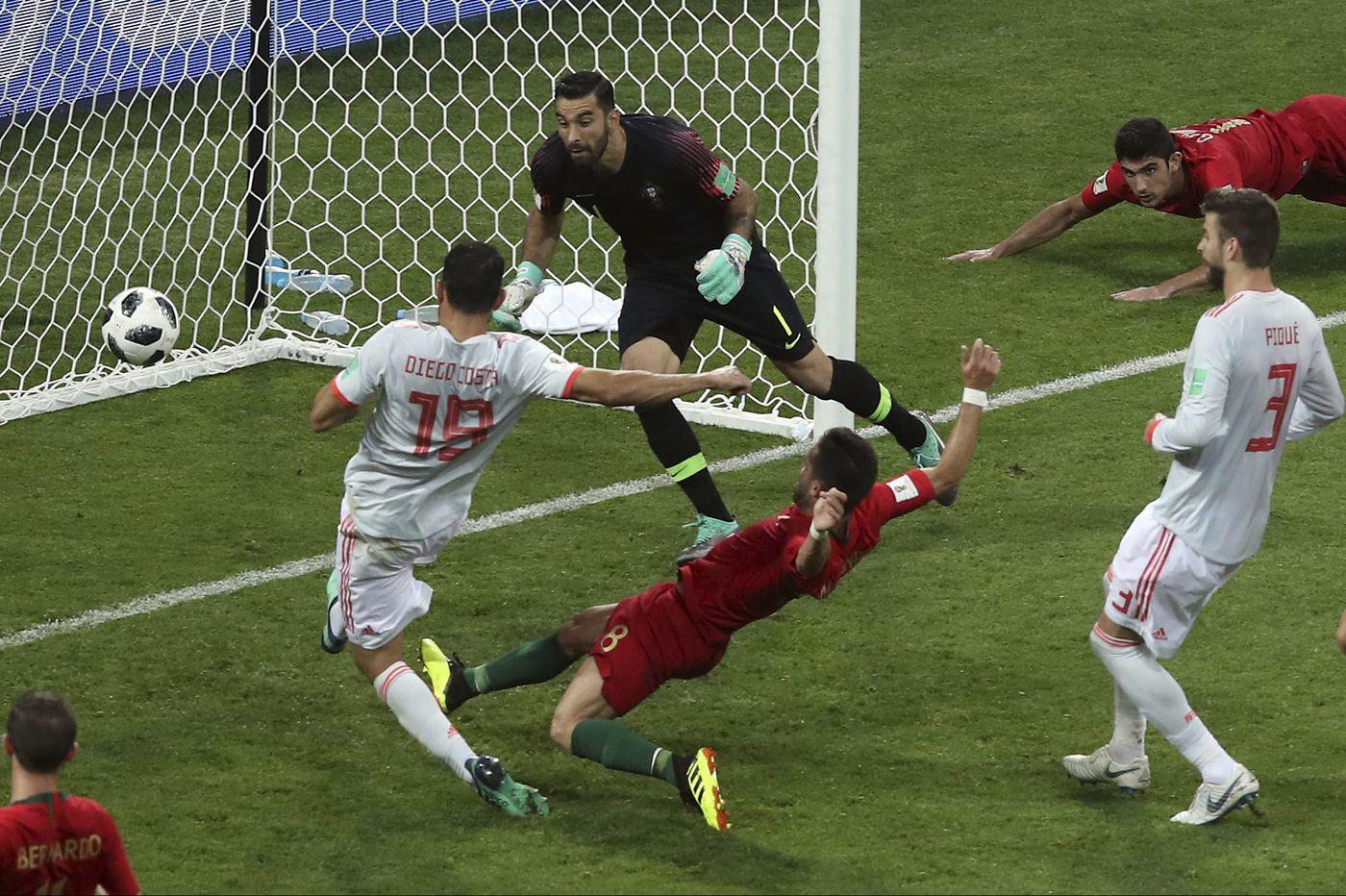 World Cup game times: Cristiano Ronaldo and Portugal play Morocco, followed by Uruguay-Saudi Arabia, Iran-Spain