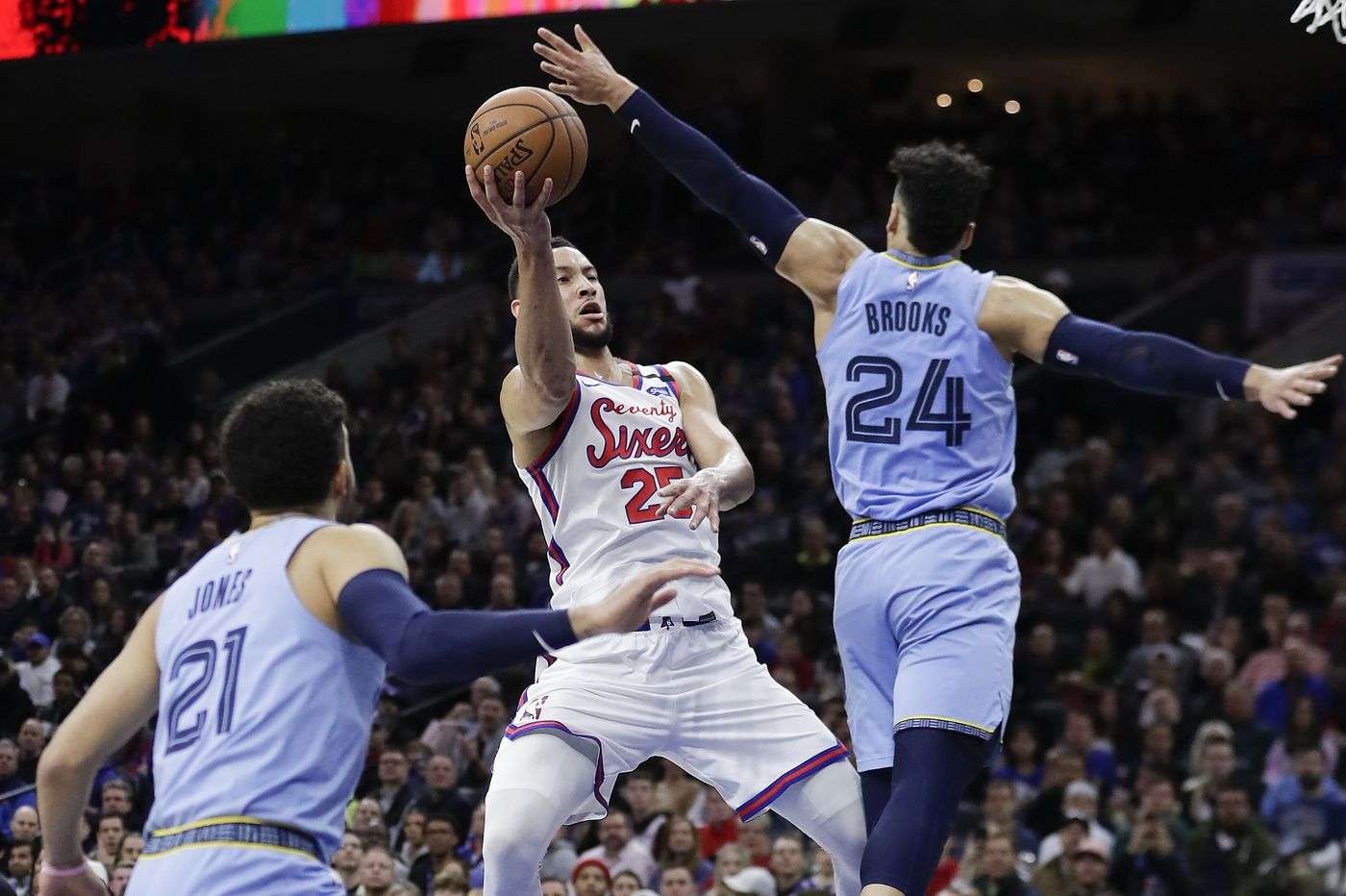 No one should be surprised by the Sixers moving Ben Simmons to power forward | Keith Pompey