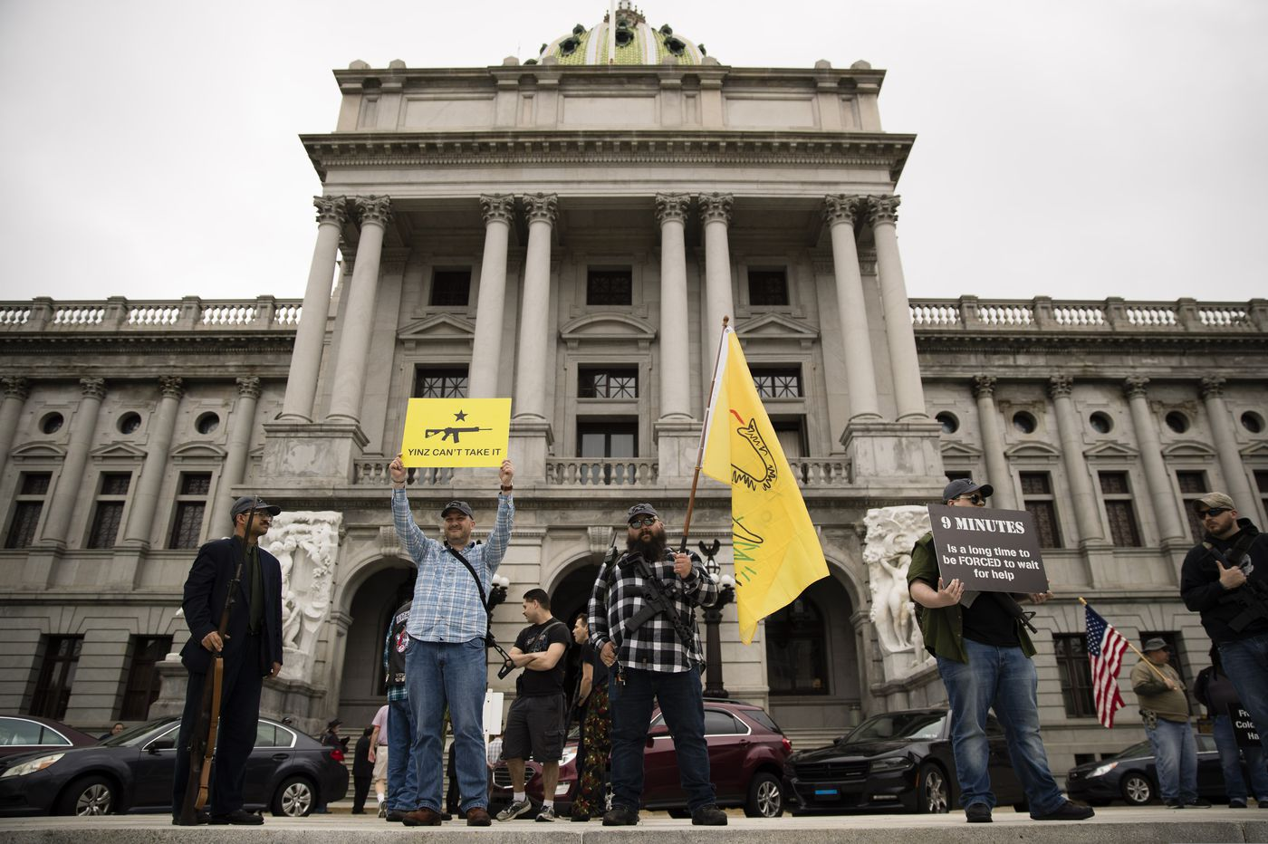 Pa. senate gun bill simply supports existing laws | Opinion