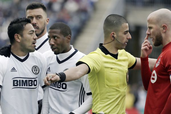 Haris Medunjanin's struggles key in Union's loss to Toronto FC | Analysis