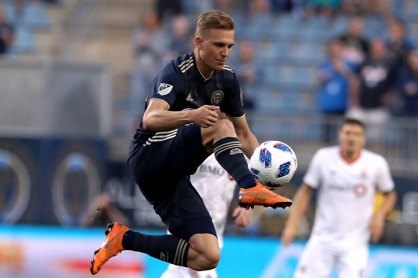 Borek Dockal has been well worth the biggest salary in Union history, with 15 assists and 5 goals