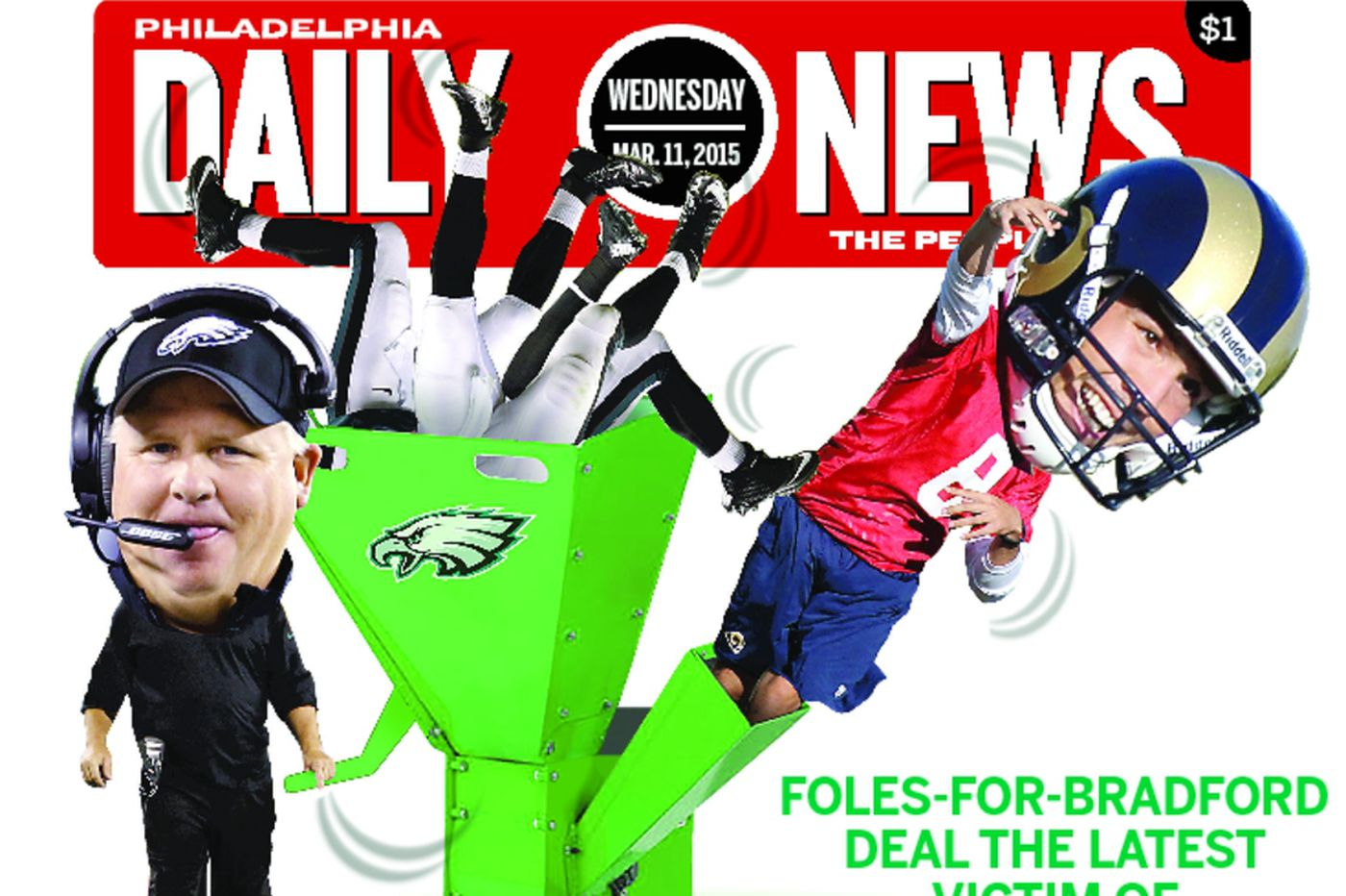 Dailynews Monthly Covers 03/11/15