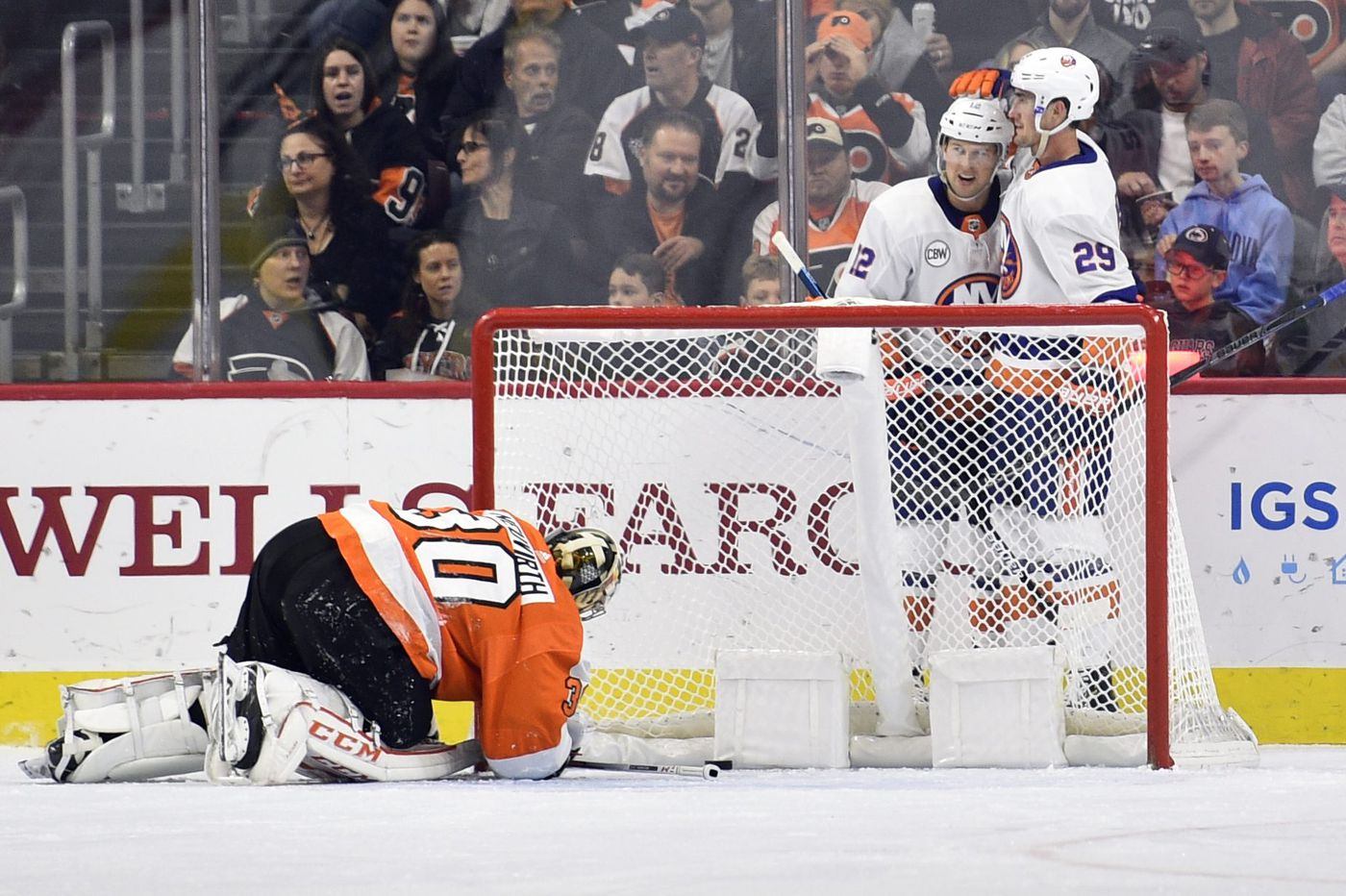 Flyers get blown out by Islanders as house of horrors continue ahead of road trip