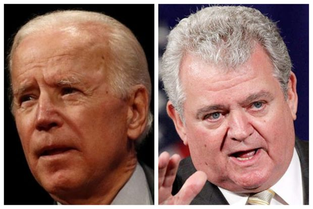 Joe Biden is raising money for Rep. Bob Brady … for a 2022 Senate run? | Clout