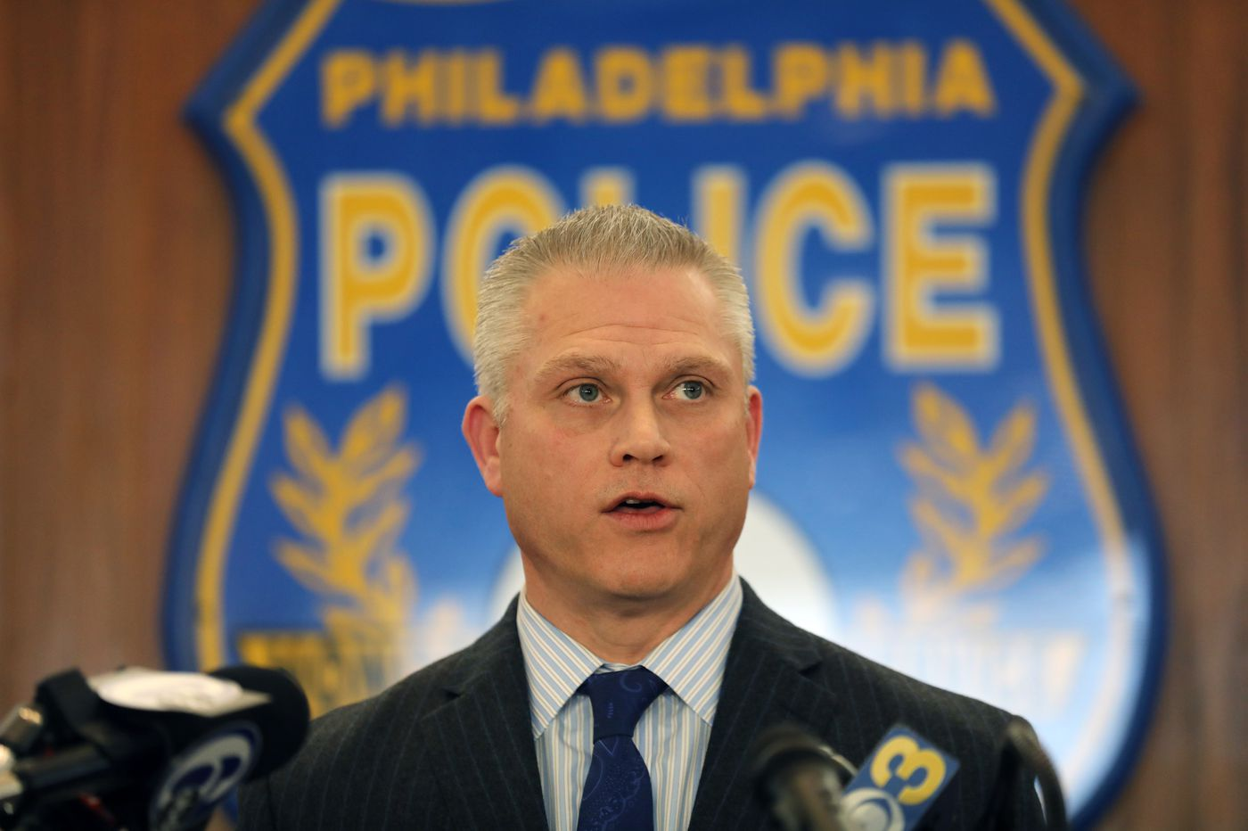 Suspect arrested in shooting death of Philly police commander's son in FDR Park