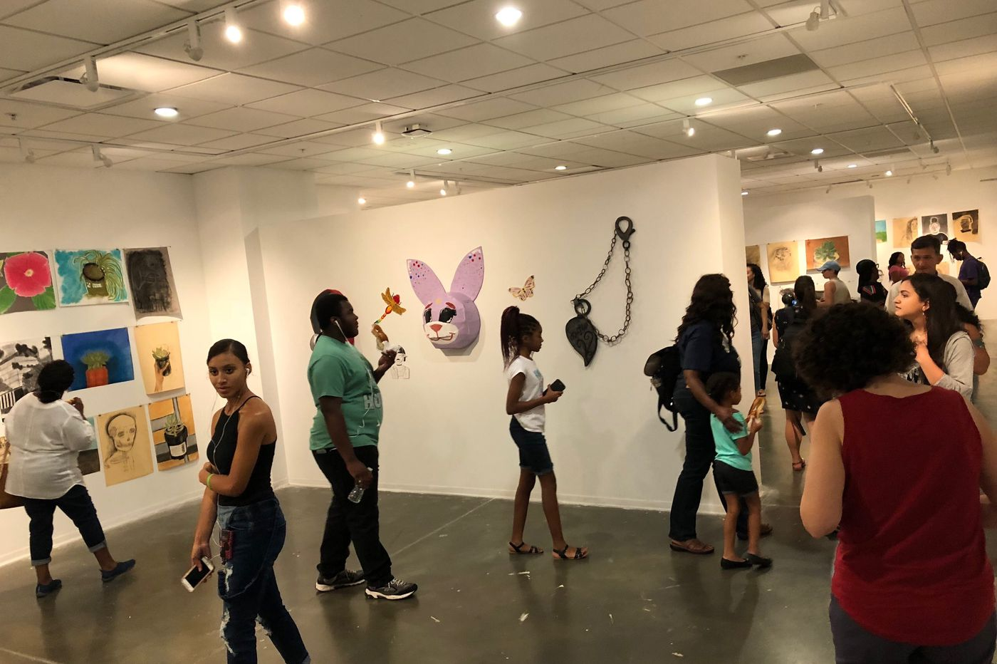 2 Tyler summer art programs sketch paths to new career options