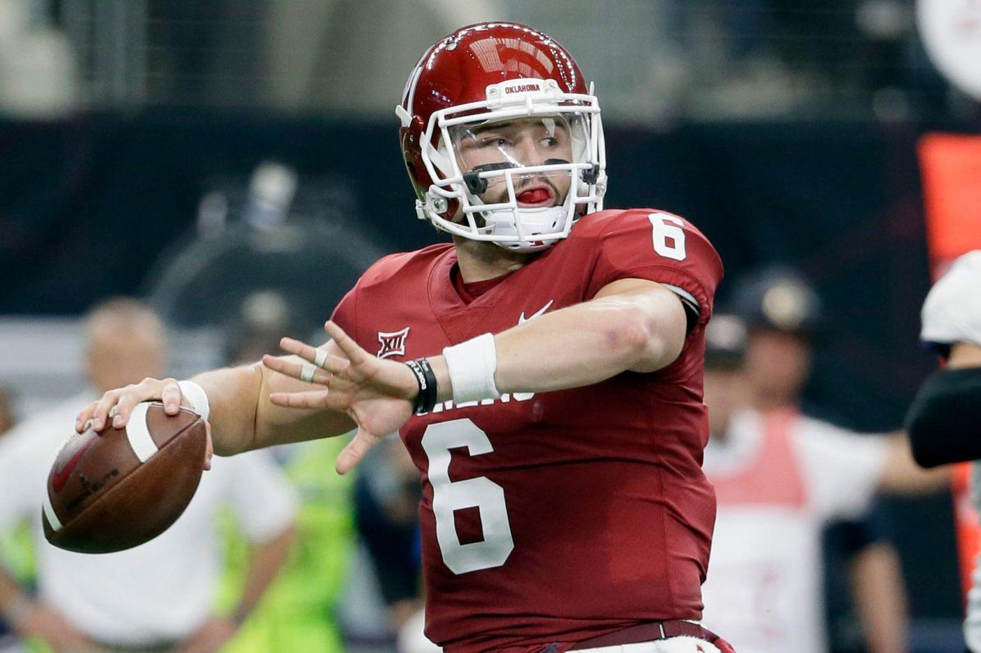 Les Bowen's 2018 NFL mock draft