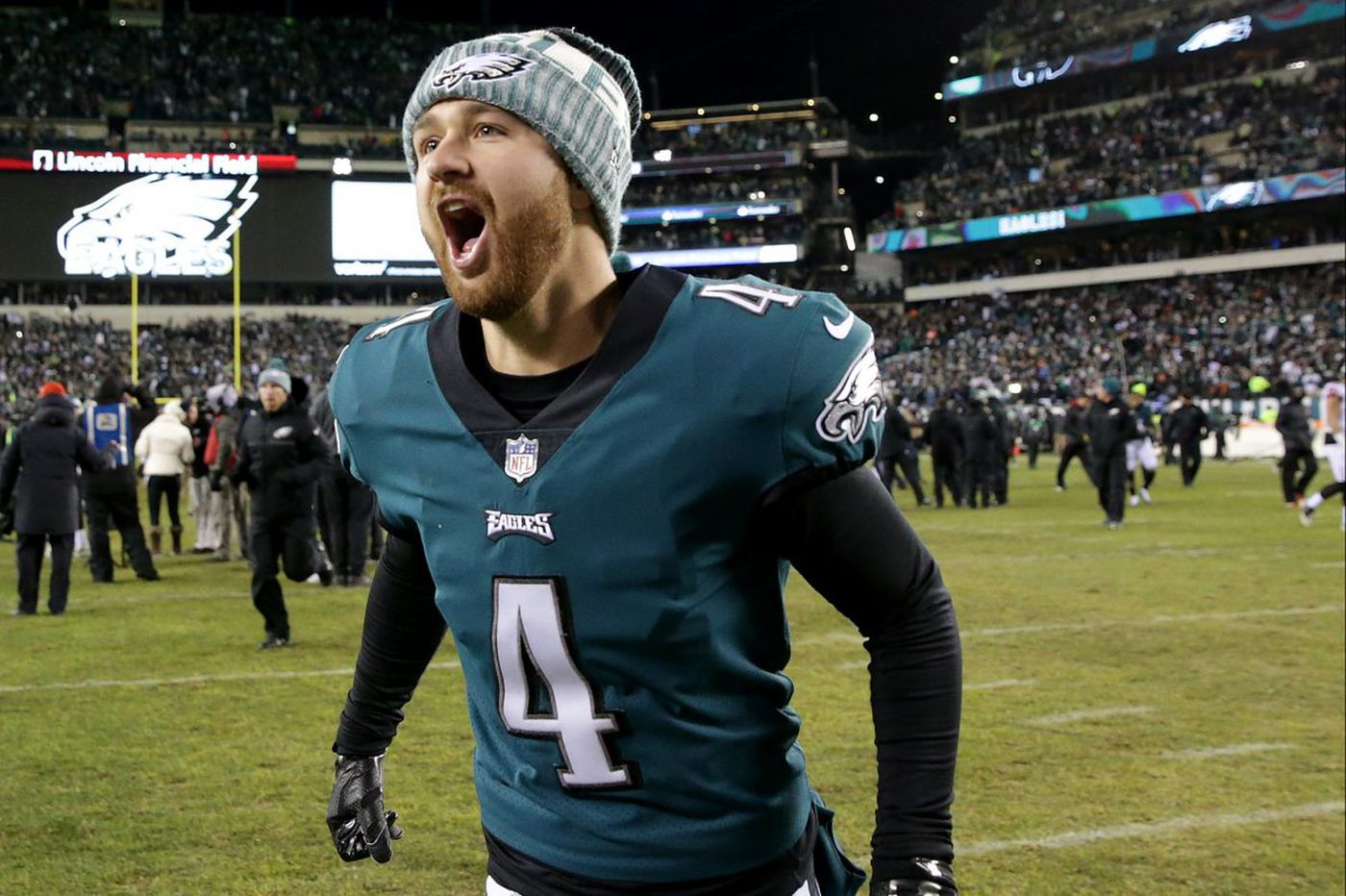 Grading the Eagles' win over the Falcons | Domowitch