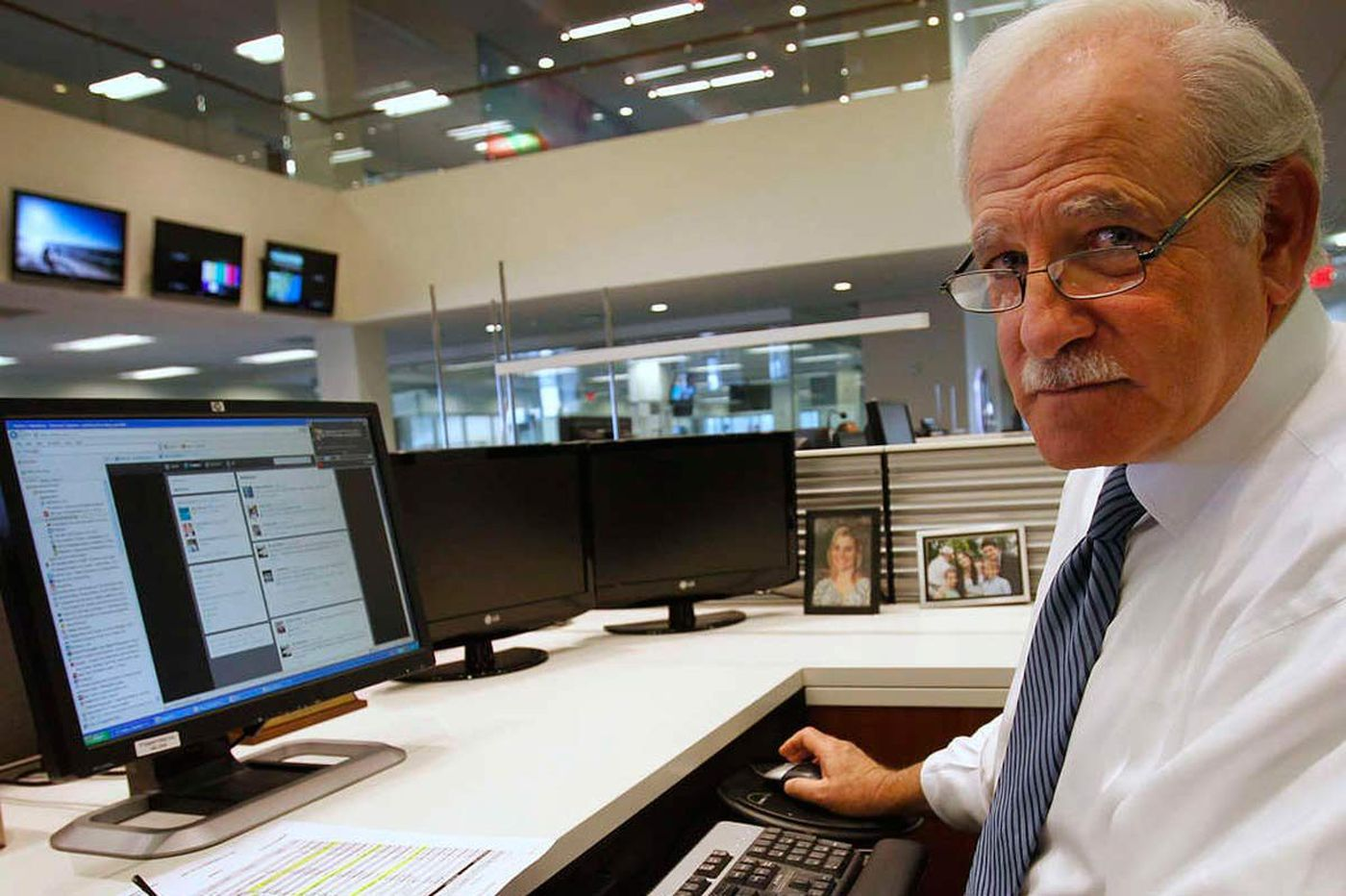 'Action News' anchor Jim Gardner still a ratings force for 6ABC