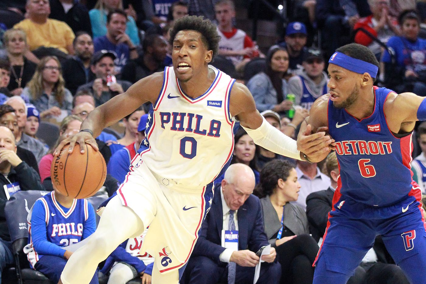 Josh Richardson will return tonight to the Sixers lineup, Furkan Korkmaz is out