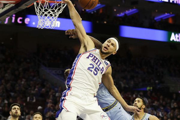 Sixers nab fourth straight win with 103-95 victory over Grizzlies