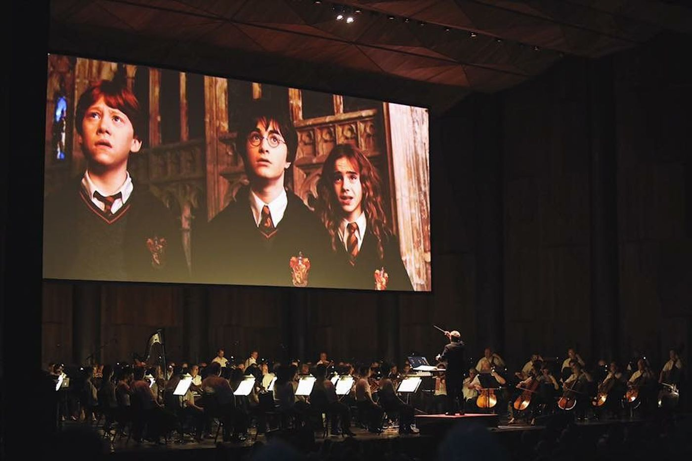 The real magic of Harry Potter at the Mann doesn't come from wizards