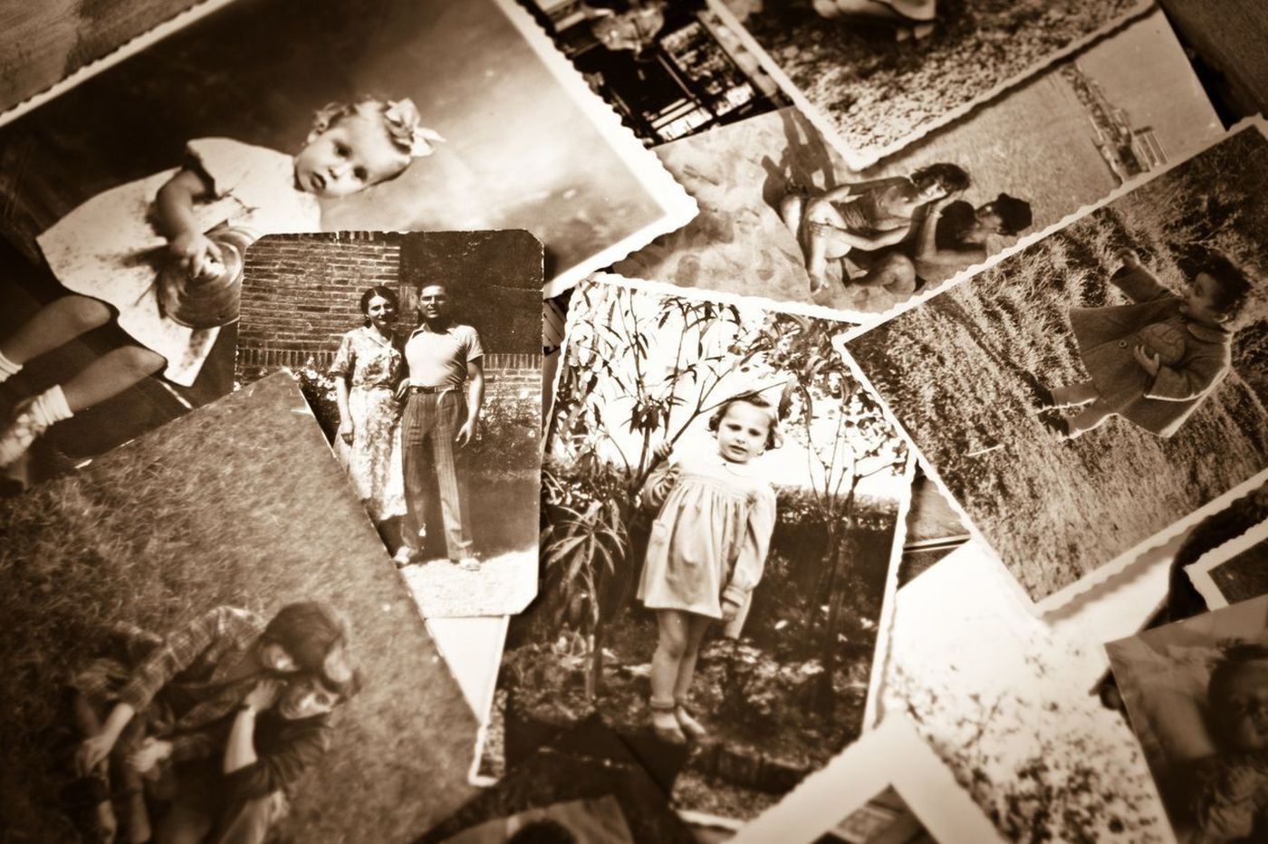 My mother doesn't have many memories left, and most of them are wrong. What's going on?