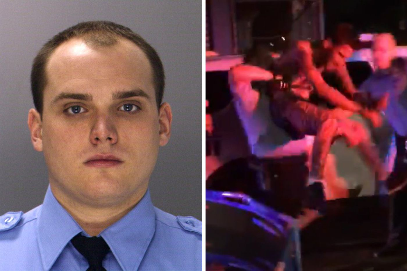Former Philly police officer arrested on assault charges