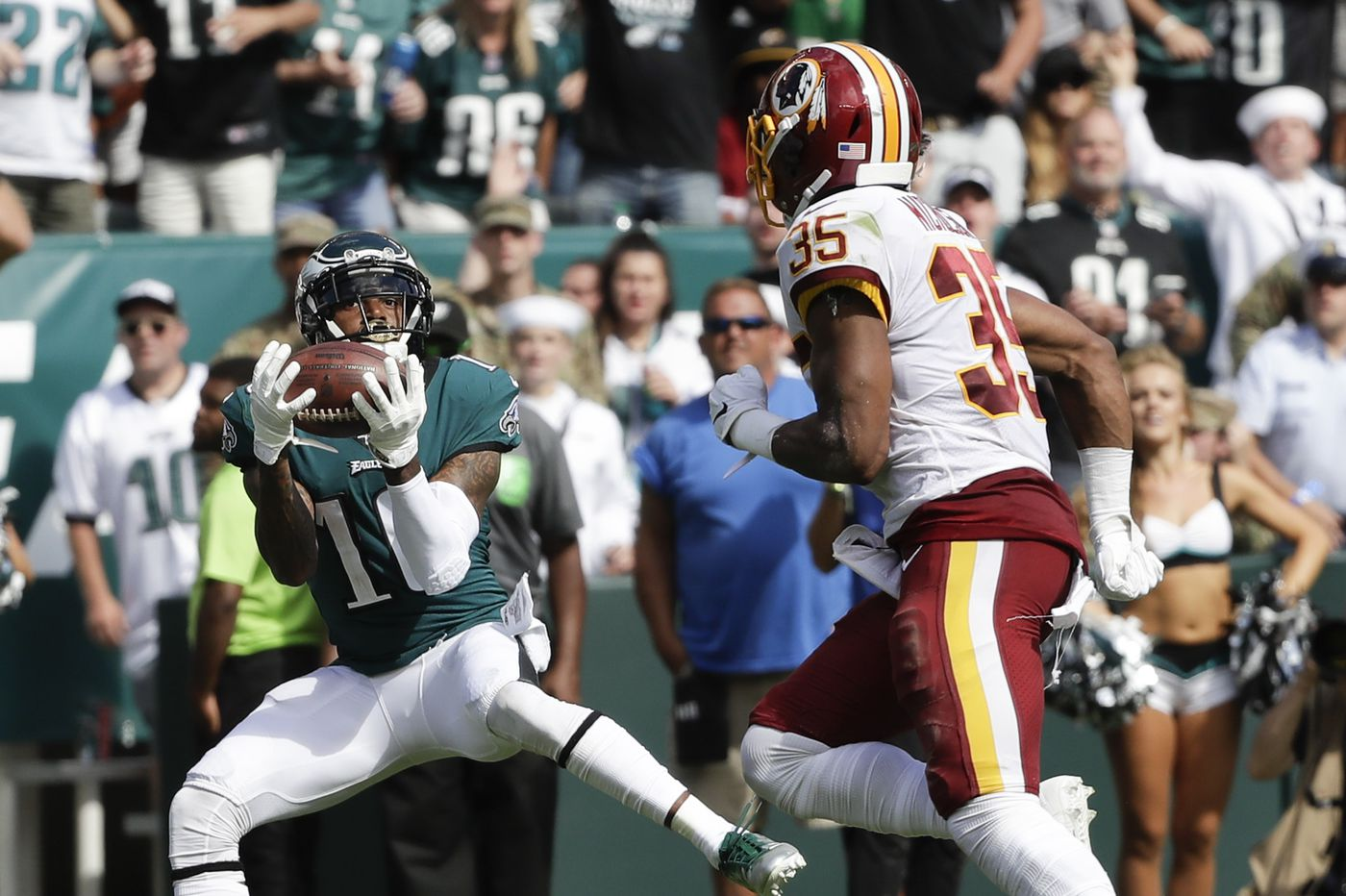 Eagles' Doug Pederson trusted his gambling instincts in win over Redskins | Early Birds
