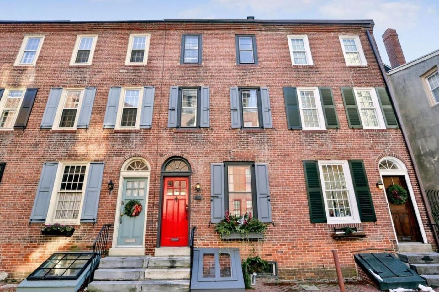 On the market: A Society Hill rowhouse for under $500,000