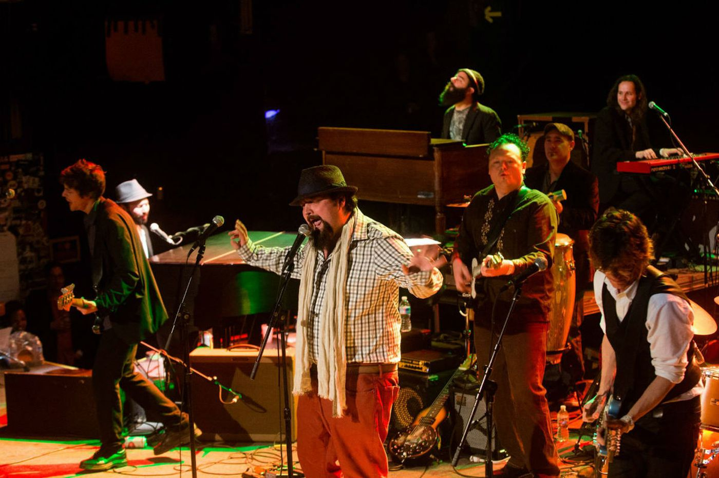 Philly musicians form super group to pay tribute to The Band's 'The Last Waltz'