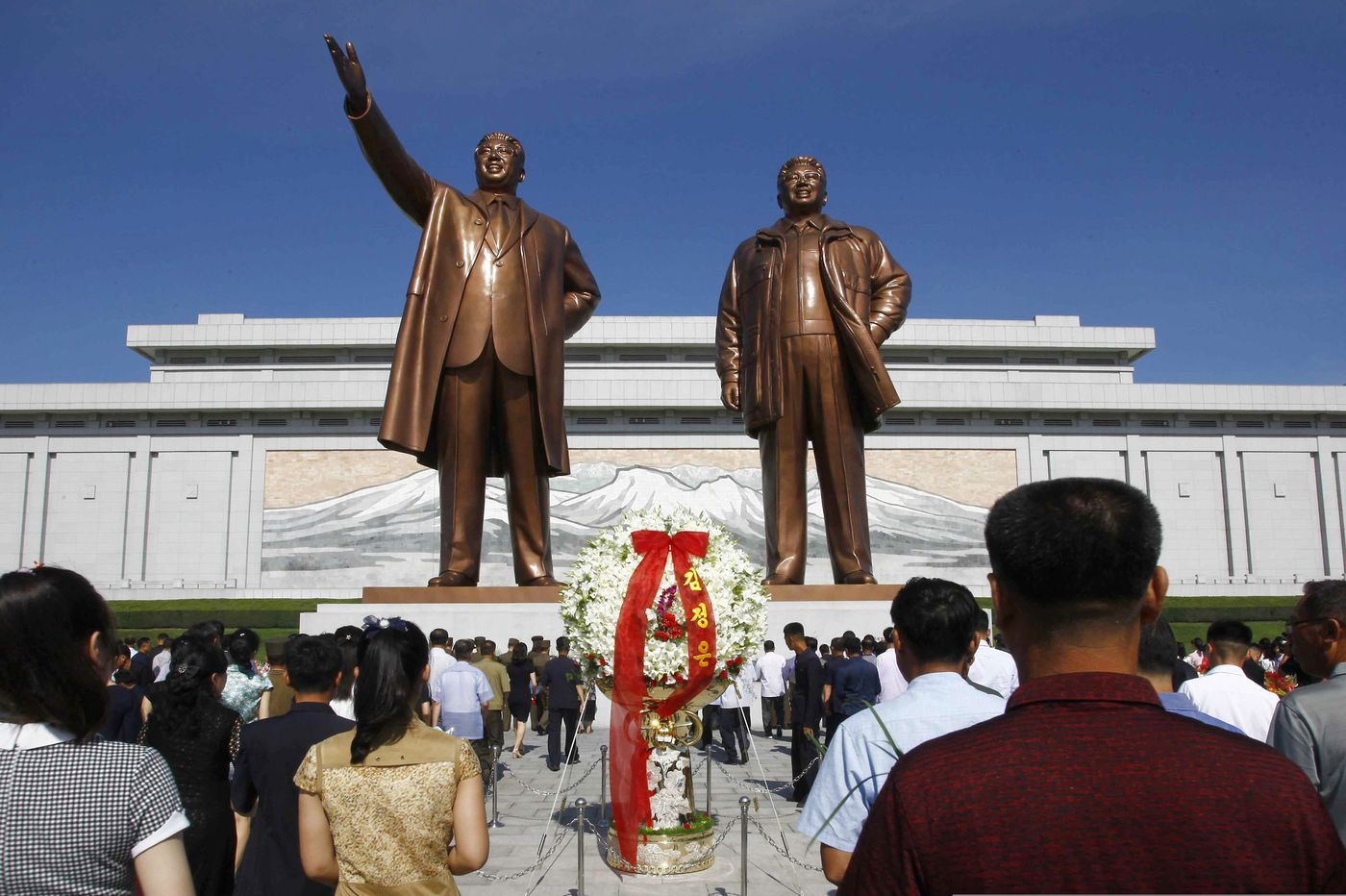 U.S. sanctions North Korean hackers accused in Sony attack, dozens of other incidents