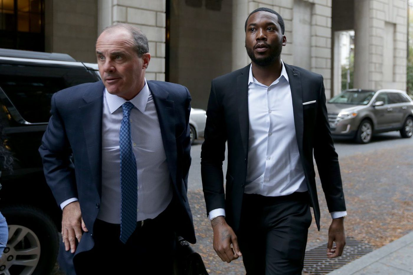 Philly DA's Office: Meek Mill should get a new trial