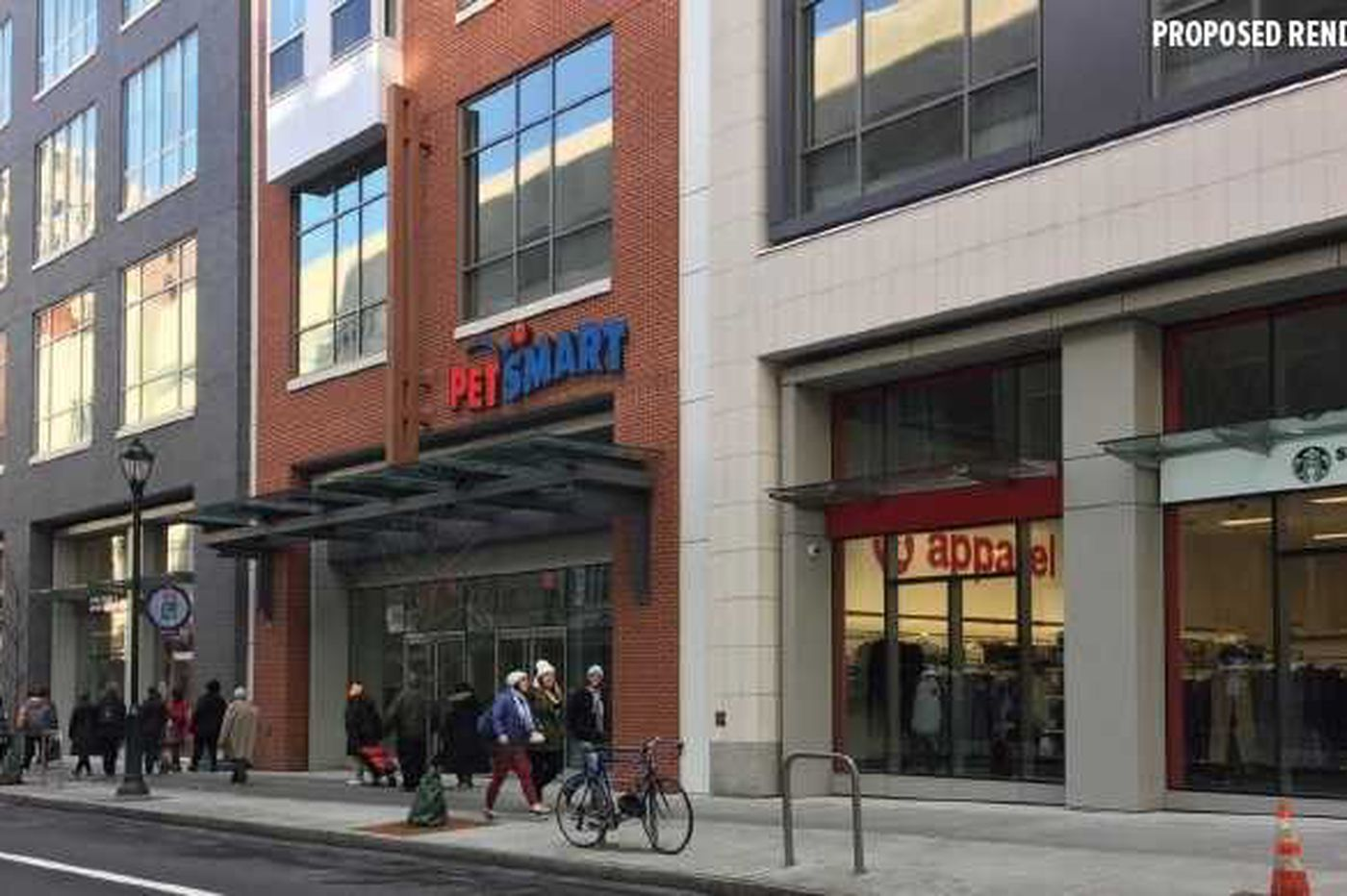 Fido's dream: PetSmart to open two stores in Philly