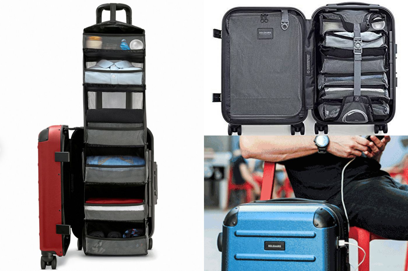 Travel Gear: Solgaard Carry-On Closet 2.0