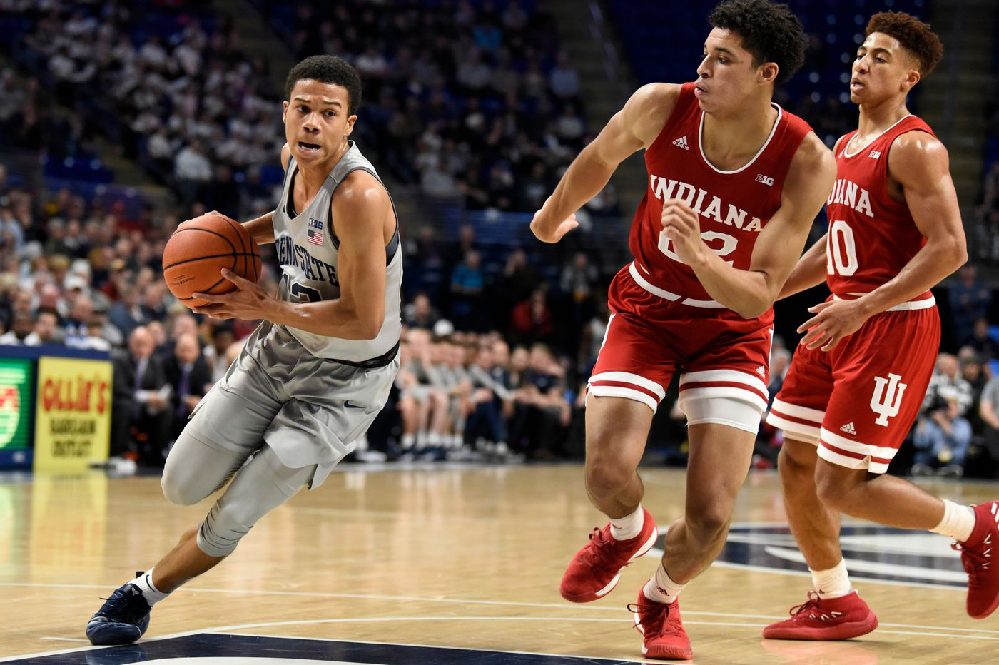 Clifton Moore, back home from Indiana, looking to help La Salle develop | Mike Jensen