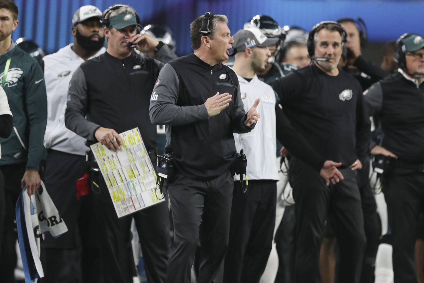 Jim Schwartz is still with Eagles, but how long can they keep him? | Jeff McLane