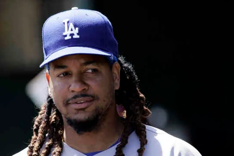 Manny Ramirez was told to avoid clubhouse media sessions.
