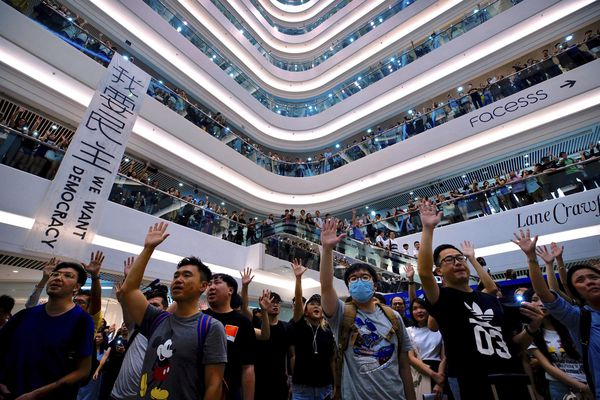 Hong Kong is a 'hair's breadth from destruction' | George Will