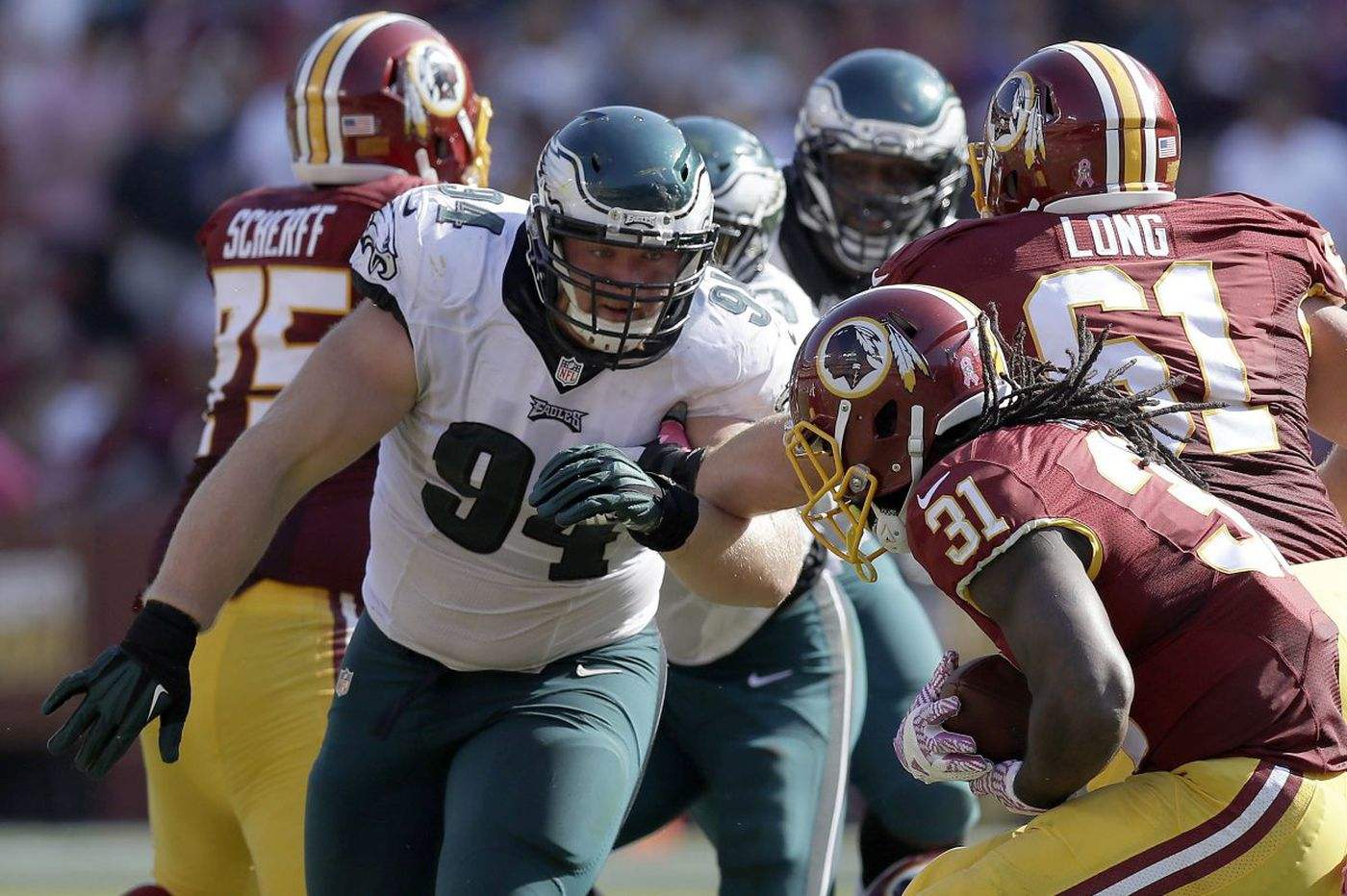 Chargers won't mistake Beau Allen for Fletcher Cox, but they shouldn't dismiss him