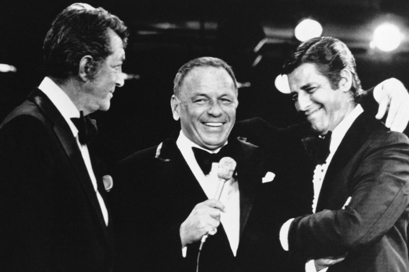 Jerry Lewis and the Telethon, raising billions for his kids