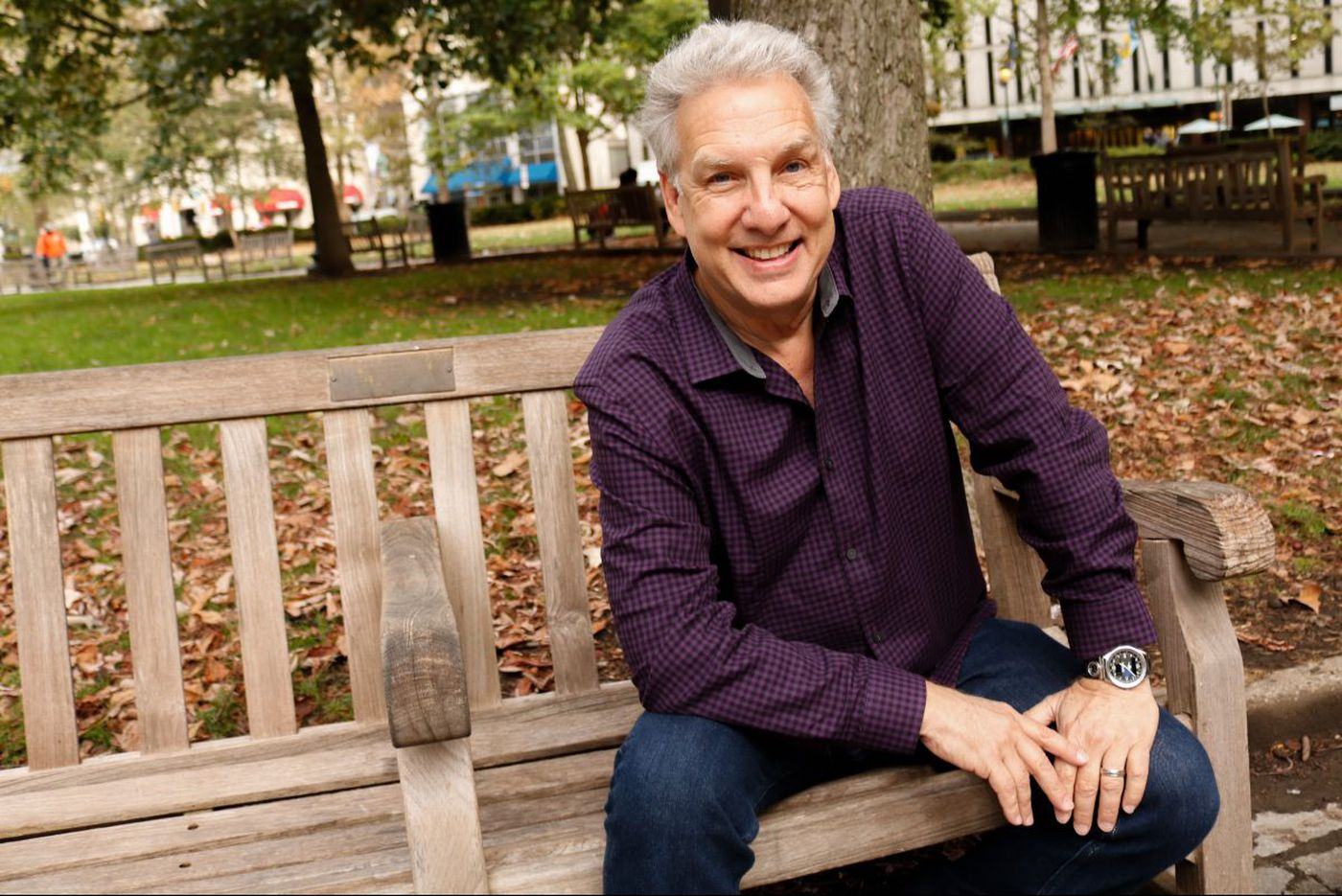 'Double Dare's' Marc Summers to bring 'On Your Marc' documentary, physical challenges to Philly
