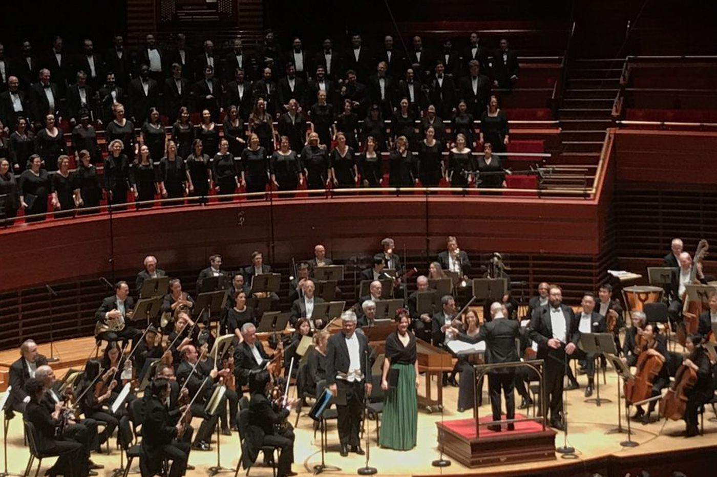 Philadelphia Orchestra makes Haydn's 'The Seasons' as new as tomorrow, as comfortable as yesterday
