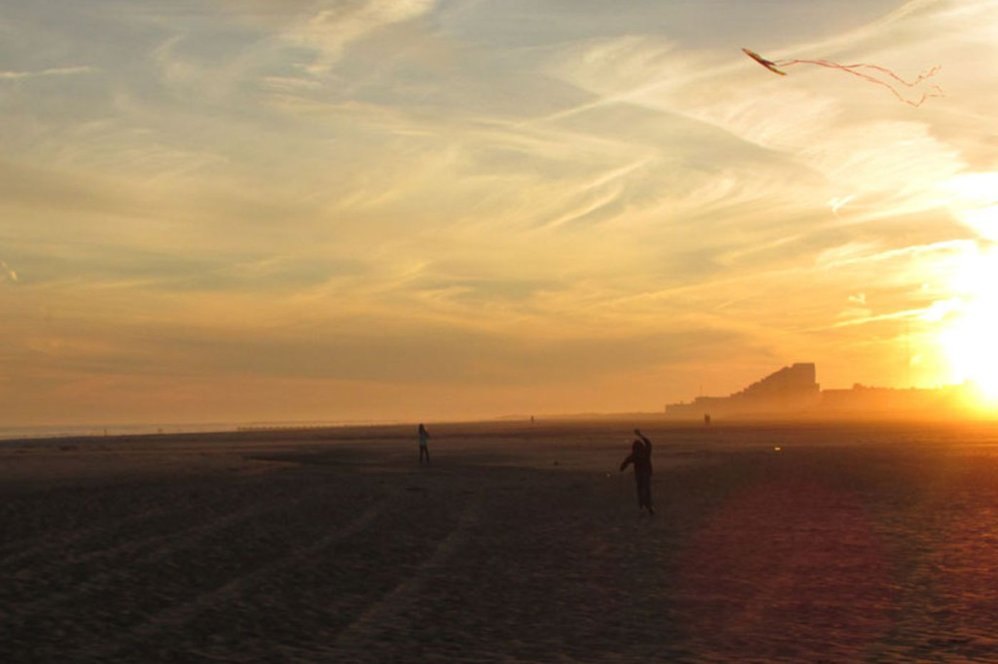 Personal Journey: Visiting the Jersey Shore in winter